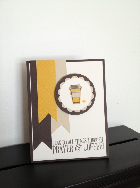 coffee prayer