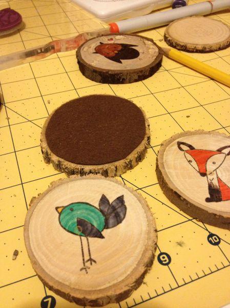 creature coasters
