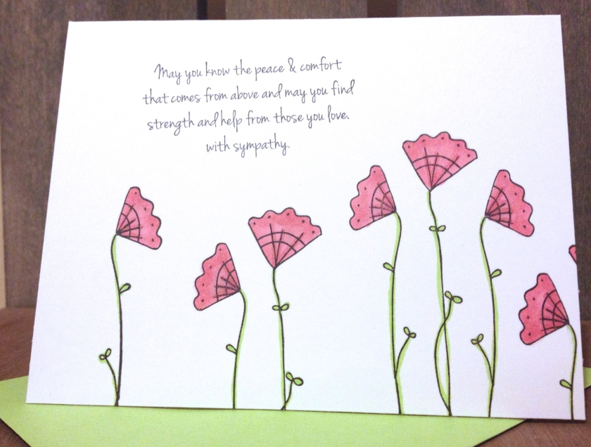 Pink Fan Flowers