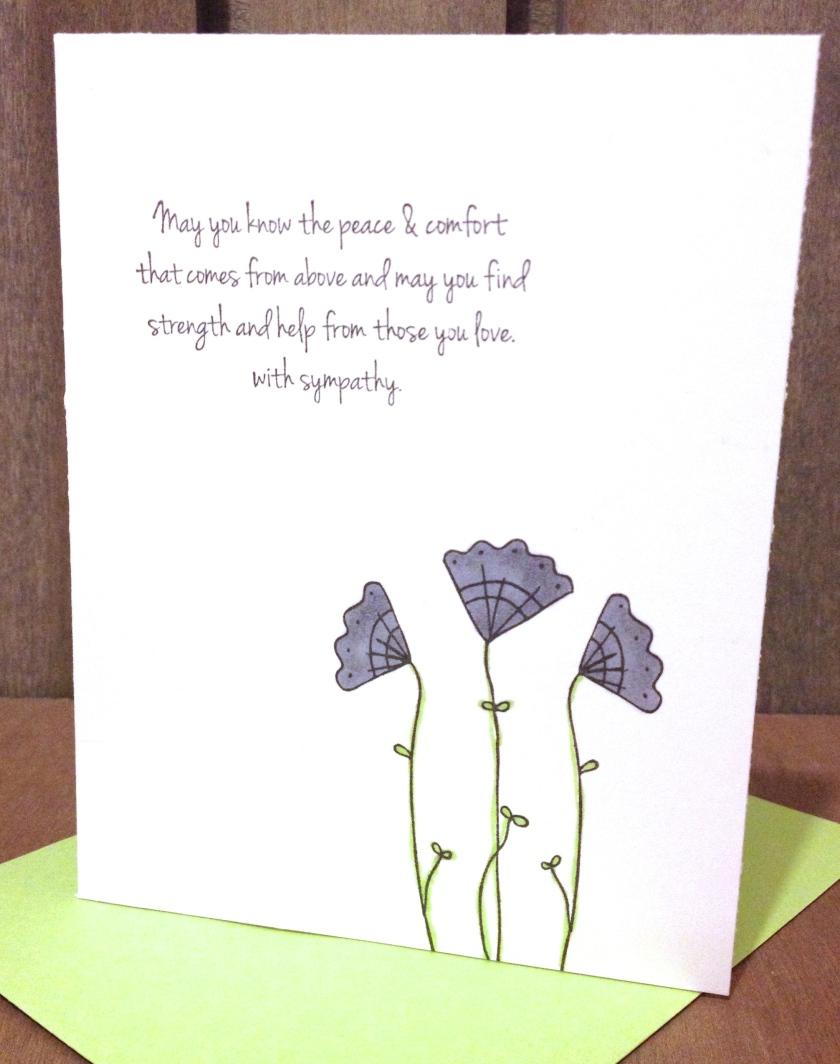 Purple Fan Flowers