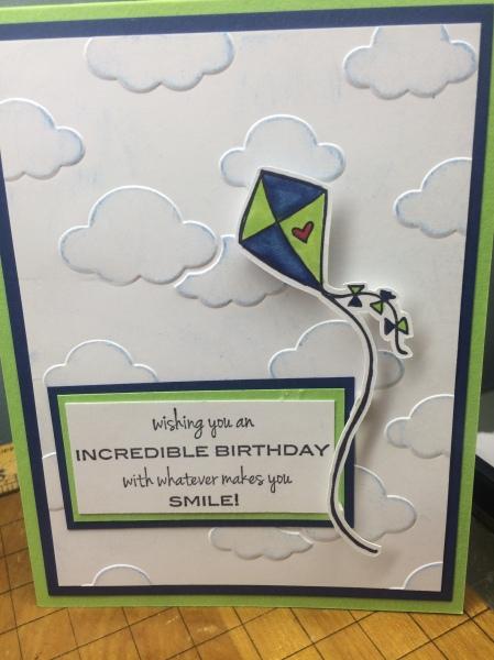incredible birthday