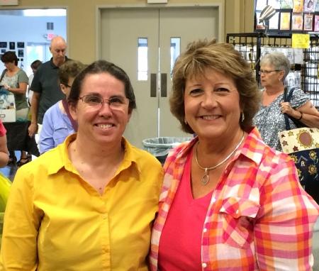 Kathy & Beth