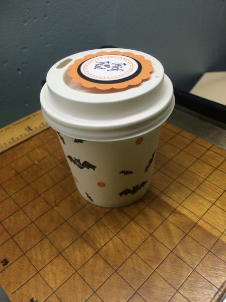 halloween cup 2