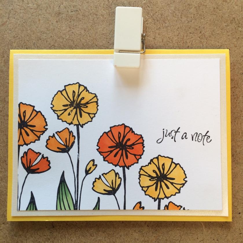 just a note primrose
