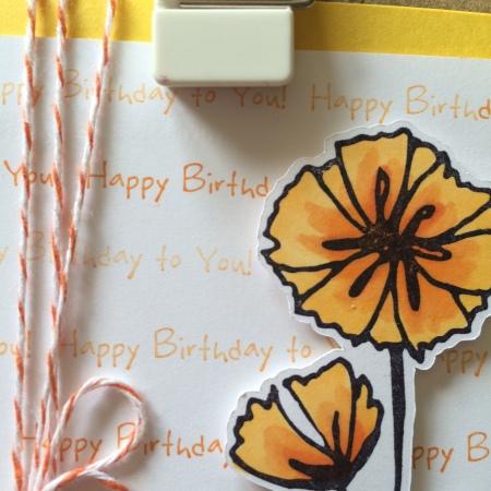 yellow birthday