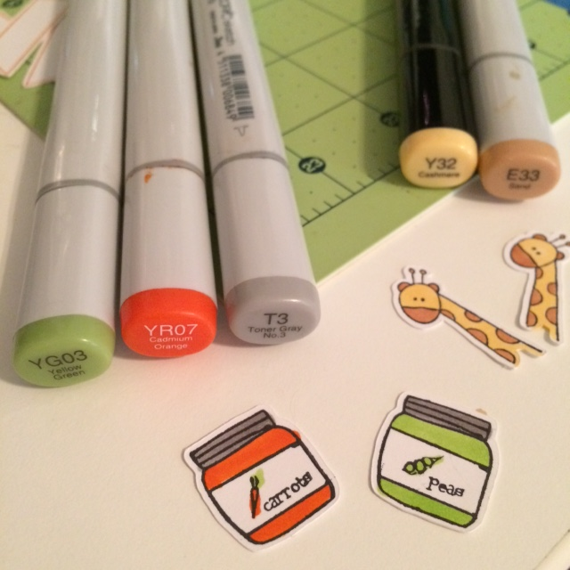baby happy copics1